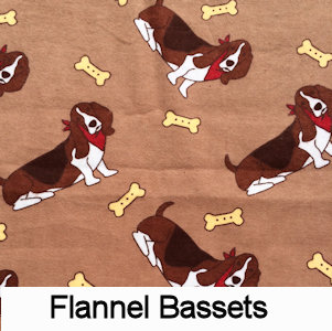 Flannel Bassets