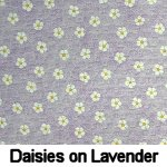 Daisies on Lavender