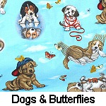 Dogs & Butterflies