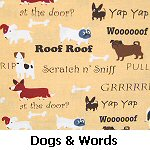 Dogs & Words