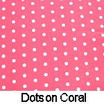 Dots on Coral