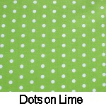 Dots on Lime