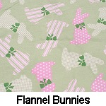 Flannel Bunnies