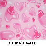 Flannel Hearts