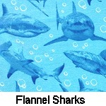 Flannel Sharks