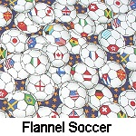 Flannel Soccer