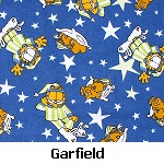 Garfield Flannel