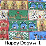 Happy Dogs # 1