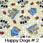 Happy Dogs # 2