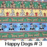 Happy Dogs # 3