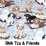 Shih Tzu Friends