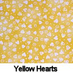 yellow hearts